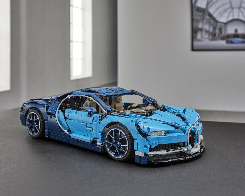 Zdjęcie numer 1 - galeria: Lego wypuszcza kolejny samochodowy model: Bugatti Chiron