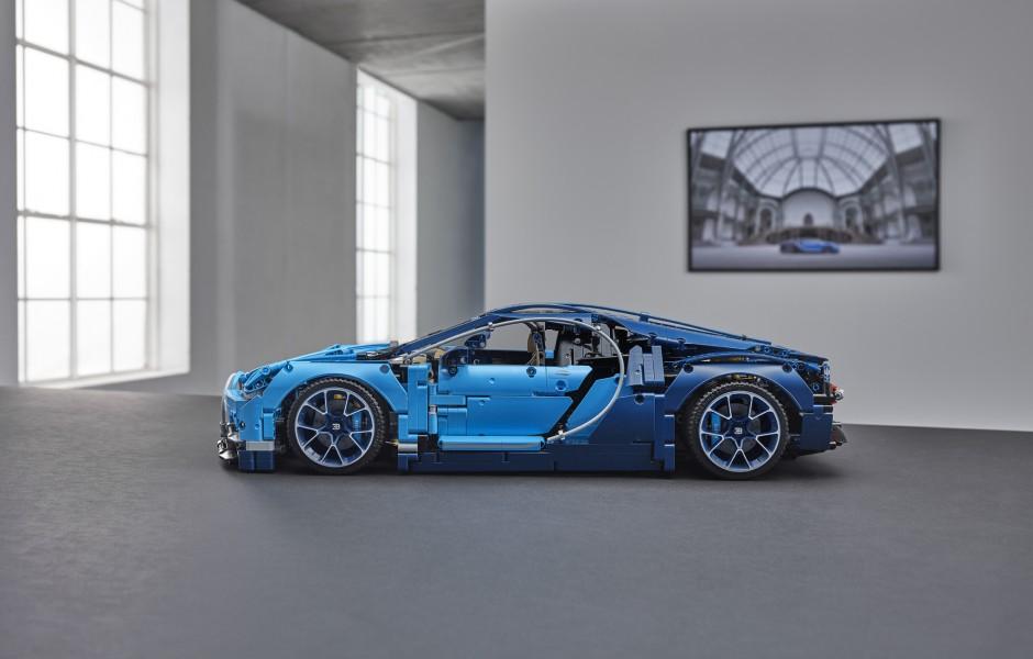 Zdjęcie numer 3 - galeria: Lego wypuszcza kolejny samochodowy model: Bugatti Chiron