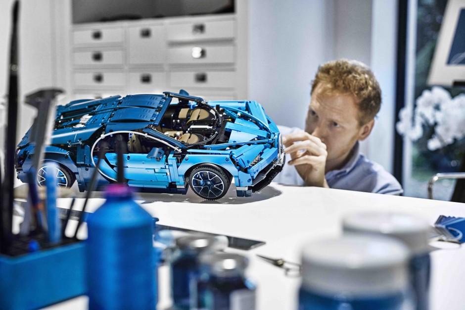 Zdjęcie numer 5 - galeria: Lego wypuszcza kolejny samochodowy model: Bugatti Chiron