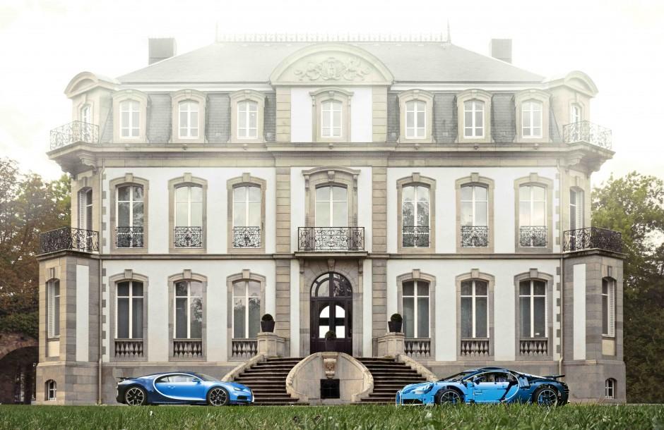 Zdjęcie numer 4 - galeria: Lego wypuszcza kolejny samochodowy model: Bugatti Chiron