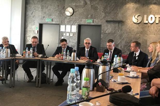 Prezes Orlenu spotkał się ze związkowcami Lotosu