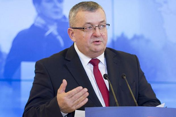 Adamczyk: CPK będzie komunikacyjnym sercem tej części Europy