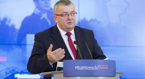 Minister Infrastruktury: CPK będzie komunikacyjnym sercem tej części Europy, ale...