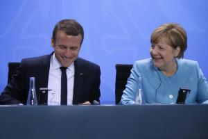 Merkel i Macron szykują rewolucję w europejskich finansach