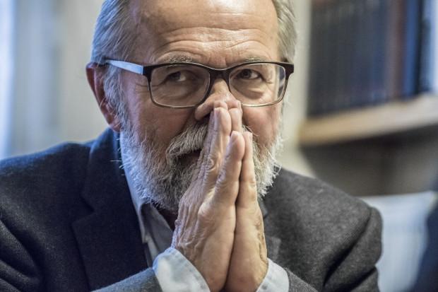 """Prof. Ryszard Bugaj sceptycznie o euro. """"Nie ma dobrych powodów"""""""