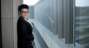 Od liliputa do potentata. Kobieta rządzi budowlanymi finansami i krytykuje parytety