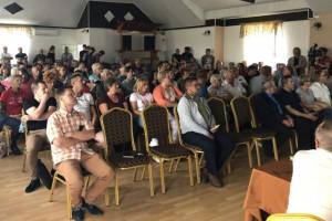 Mieszkańcy Baranowa wypowiedzieli się ws. budowy CPK. Znamy wyniki referendum