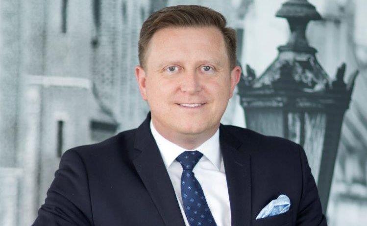 Dariusz Falkiewicz, prezes zarządu Energa Obrót (Fot. mat. pras. Energa Obrót)
