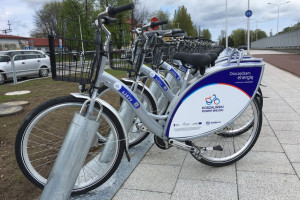 W Polsce powstanie największy system roweru elektrycznego na świecie