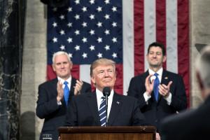 Donald Trump szykuje się na gwiezdne wojny? US Army zyska siły kosmiczne