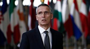 Polska przejmuje dowództwo szpicy NATO; Stoltenberg dziękuje za wsparcie