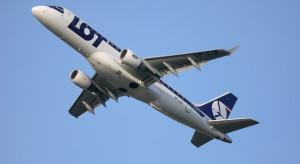 LOT będzie latał z Węgier