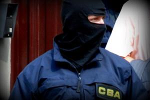 CBA rozbiło przetargowy układ. Pięć osób zatrzymanych