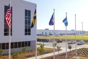 Nowa fabryka Volvo w Stanach Zjednoczonych otwarta