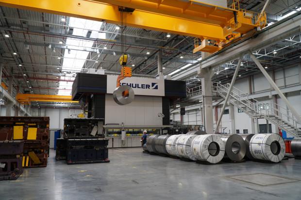 Adient ma nową fabrykę w Siemianowicach. Zwiększy się zatrudnienie