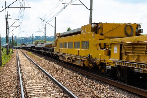 Wkrótce spółka do budowy linii kolejowych do CPK