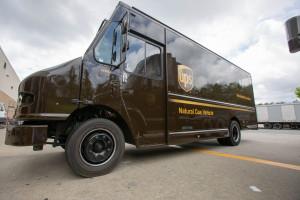 UPS: technologie RNG redukują emisje gazów cieplarnianych o 90 proc.