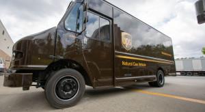 Miliard dolarów UPS zainwestuje w ciągu 10 lat w technologie oparte na gazie ziemnym
