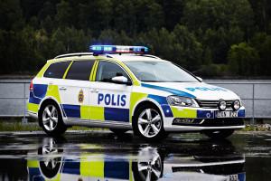 Szwedzcy policjanci masowo odchodzą ze służby