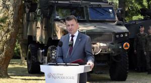 Mariusz Błaszczak: Plan Modernizacji Technicznej opiewa na 524 mld zł