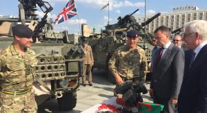 Błaszczak: Daliśmy zamówienia polskiej zbrojeniówce