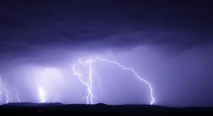 Wichury tylko w jednym regionie pozbawiły prądu 15 tysięcy odbiorców
