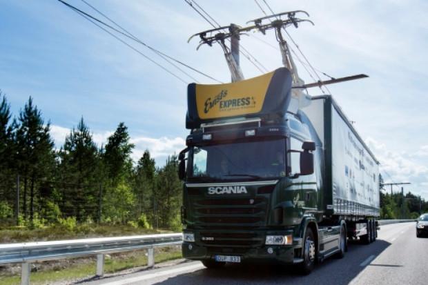 Pierwsza droga ładująca samochody elektryczne działa już w Szwecji