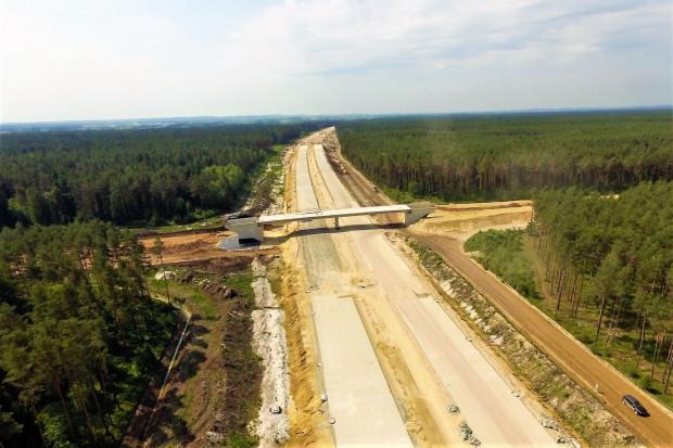 GDDKiA jest bliska podpisania umowy na odcinek autostrady A1