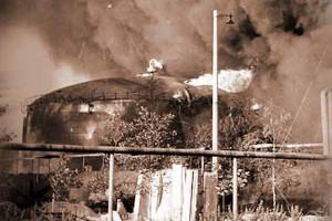 47 lat temu pożar w Rafinerii Czechowice pochłonął 37 ofiar