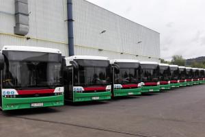 Po Starogardzie Gdańskim będą jeździć Autosany