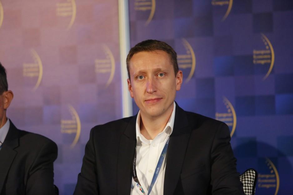 Maciej Ogórkiewicz, dyrektor departamentu bezpieczeństwa IT w ING Banki Śląskim
