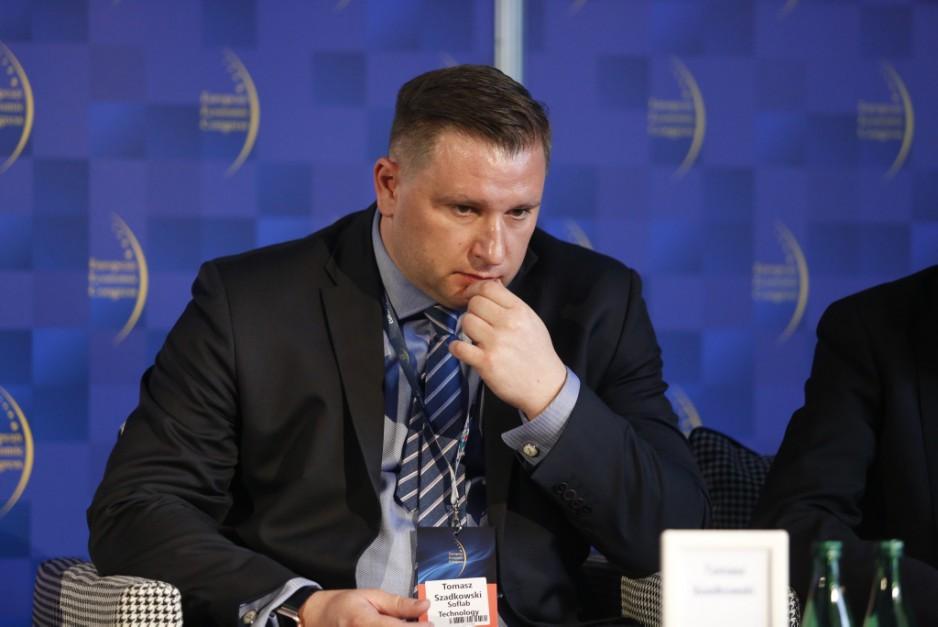Tomasz Szadkowski, prezes Soflab Technology