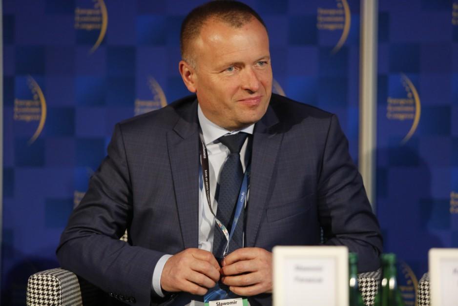 Sławomir Panasiuk, wiceprezes zarządu Krajowego Depozytu Papierów Wartościowych (KDPW)