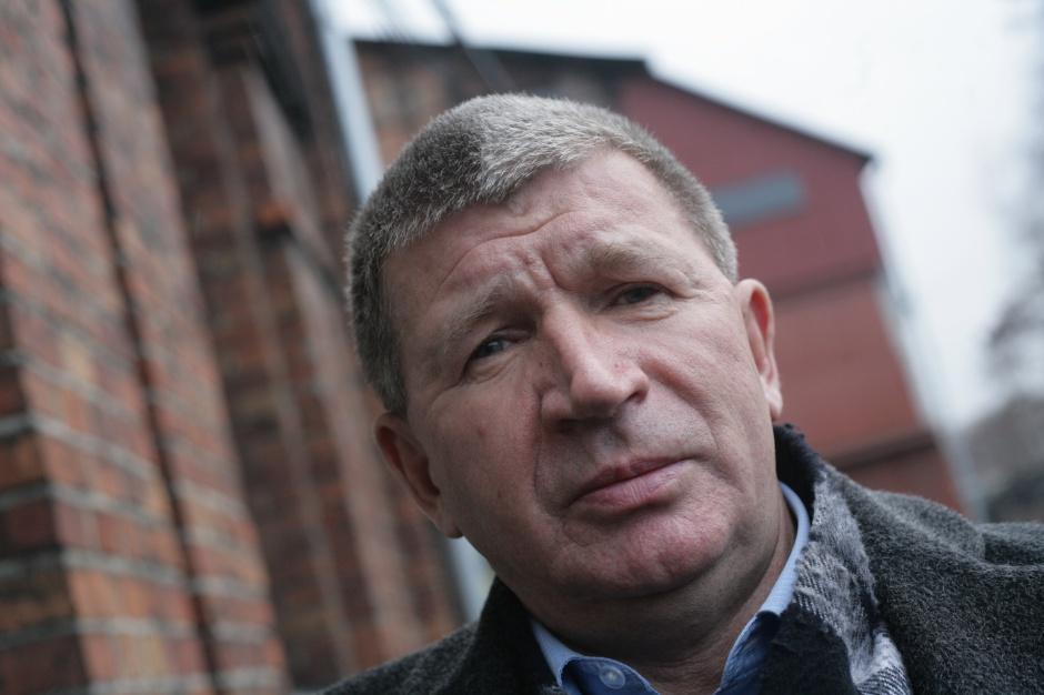 Jan Chojnacki, prezes Zakładu Górniczego Siltech.