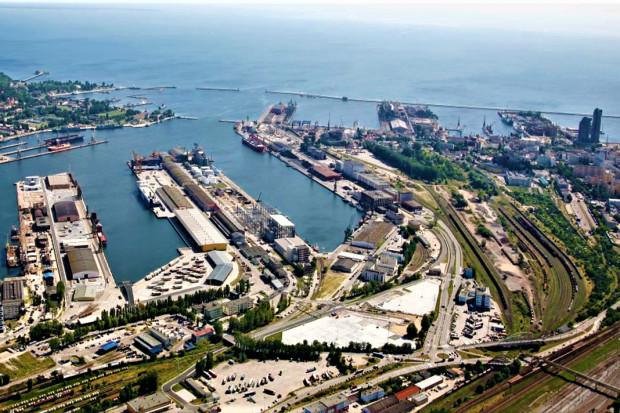PLK planuje lepsze połączenie kolejowe z portem w Gdyni