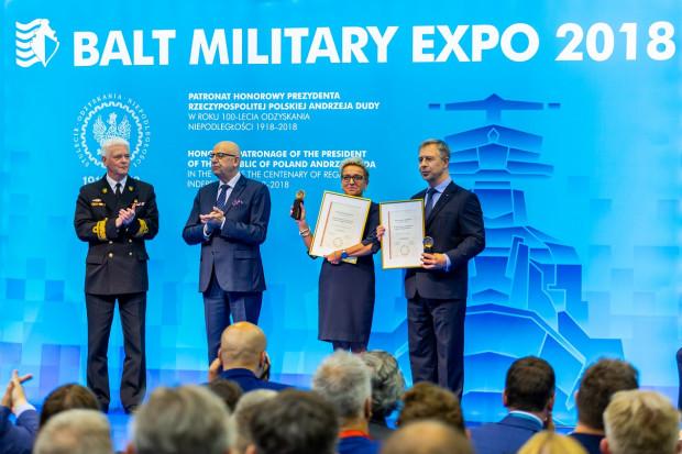 Spółki PGZ nagrodzone podczas targów