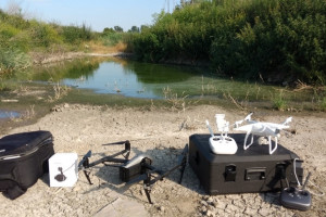 Zdjęcie numer 2 - galeria: Drony w służbie inżynierii