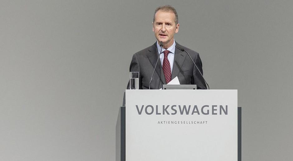 Prezes Volkswagena był zszokowany aresztowaniem prezesa Audi