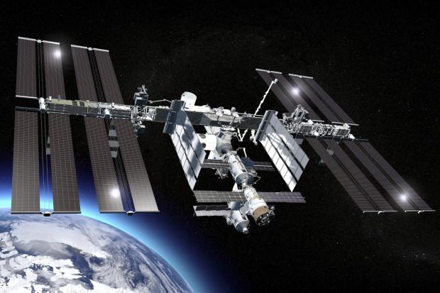 Urządzenie z polskimi podsystemami dotarło na Międzynarodową Stację Kosmiczną