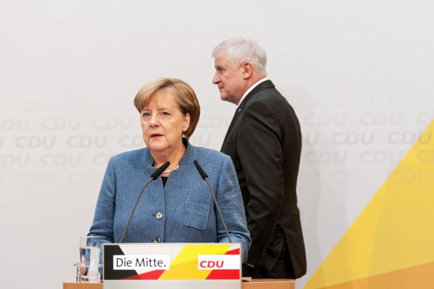 Niemcy zapewnili wzrosty na giełdach w Europie