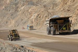 Górnictwo miedzi korzysta na rozwoju zielonej energii
