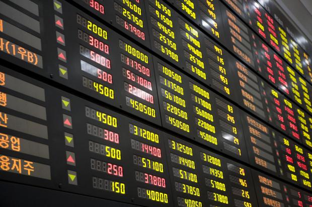 Na azjatyckich rynkach przeważają wzrosty indeksów