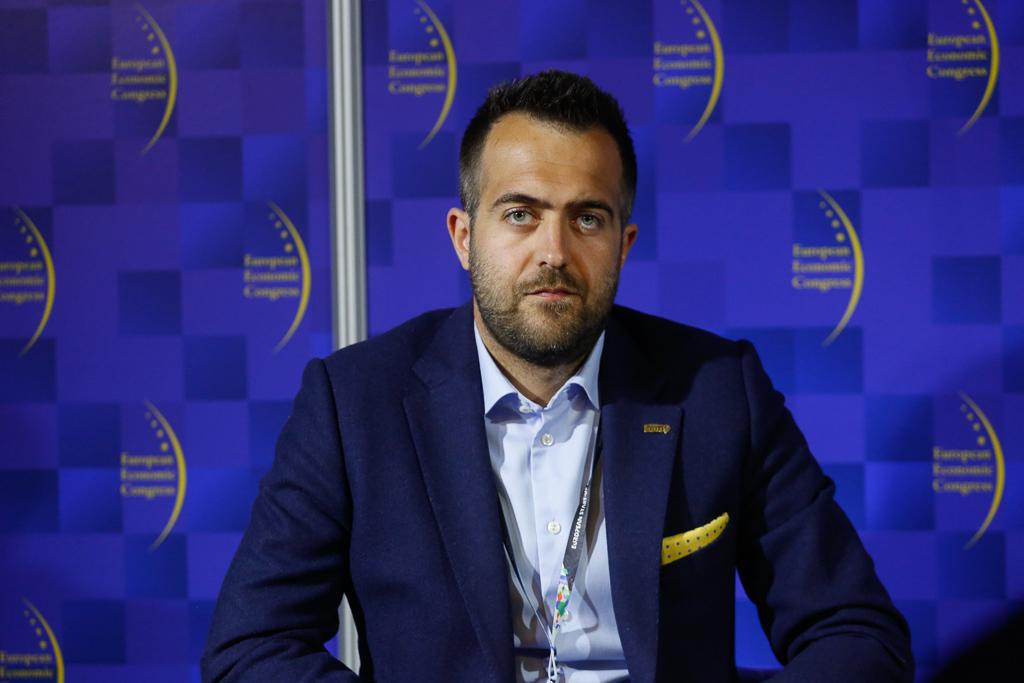 Piotr Kasprzak, członek zarządu ds. operacyjnych, Hermes Energy Group. Fot. PTWP