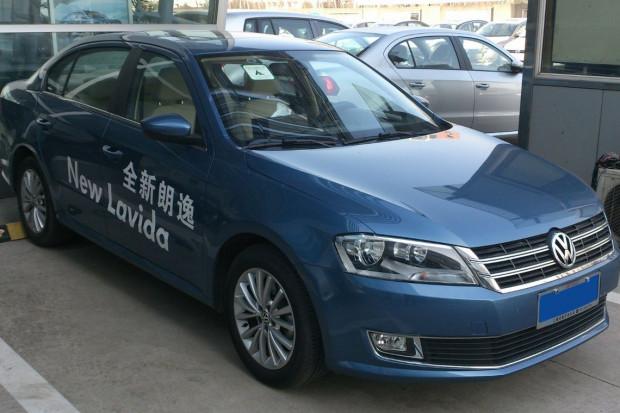 Załamanie sprzedaży samochodów Volkswagena