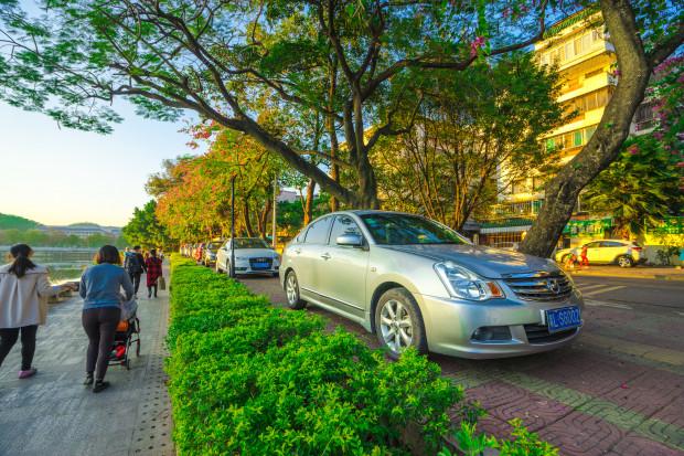 Nissan Sylphy. Fot. Chintung Lee/Shutterstock.com