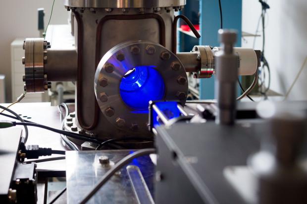Laser w świerku dofinansowany z funduszy unijnych