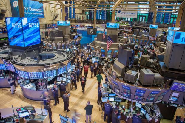 Piątkowe załamanie na amerykańskiej giełdzie