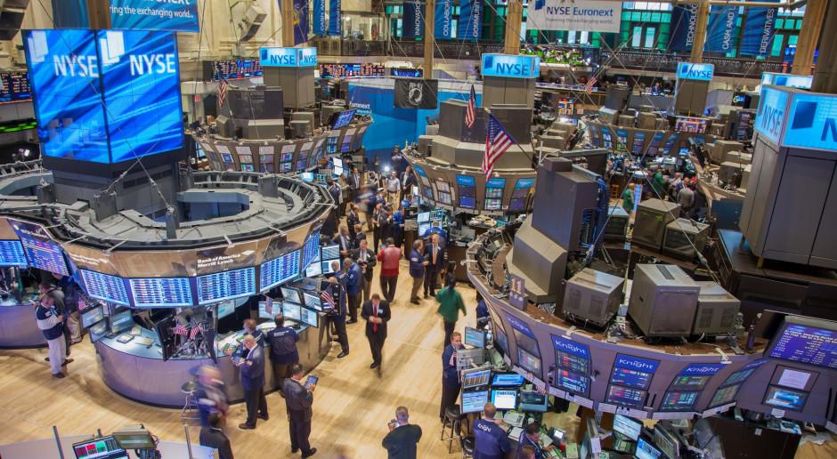 Wall Street kończy dzień w słabych nastrojach