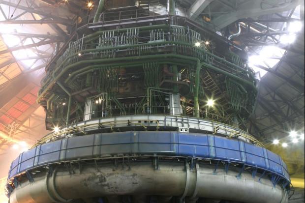 Rozpoczyna się remont wielkiego pieca nr 2 w dąbrowskiej hucie ArcelorMittal Poland