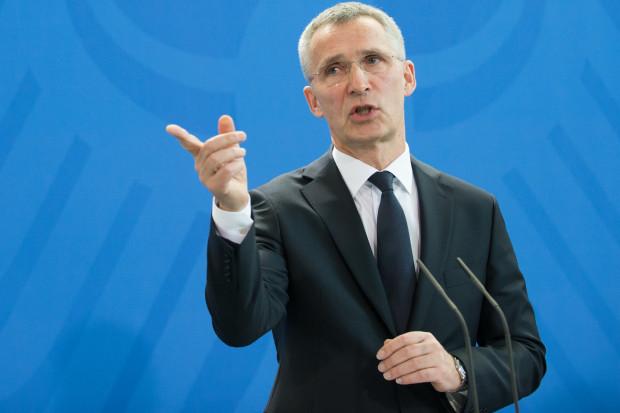 Jens Stoltenberg: nie jest rolą NATO decydowanie o Nord Stream 2